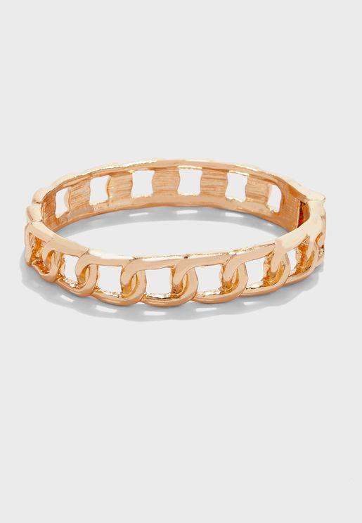 Minna Chain Bracelet