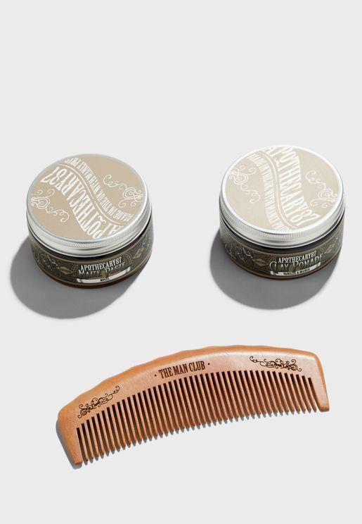 Matte Hair Kit