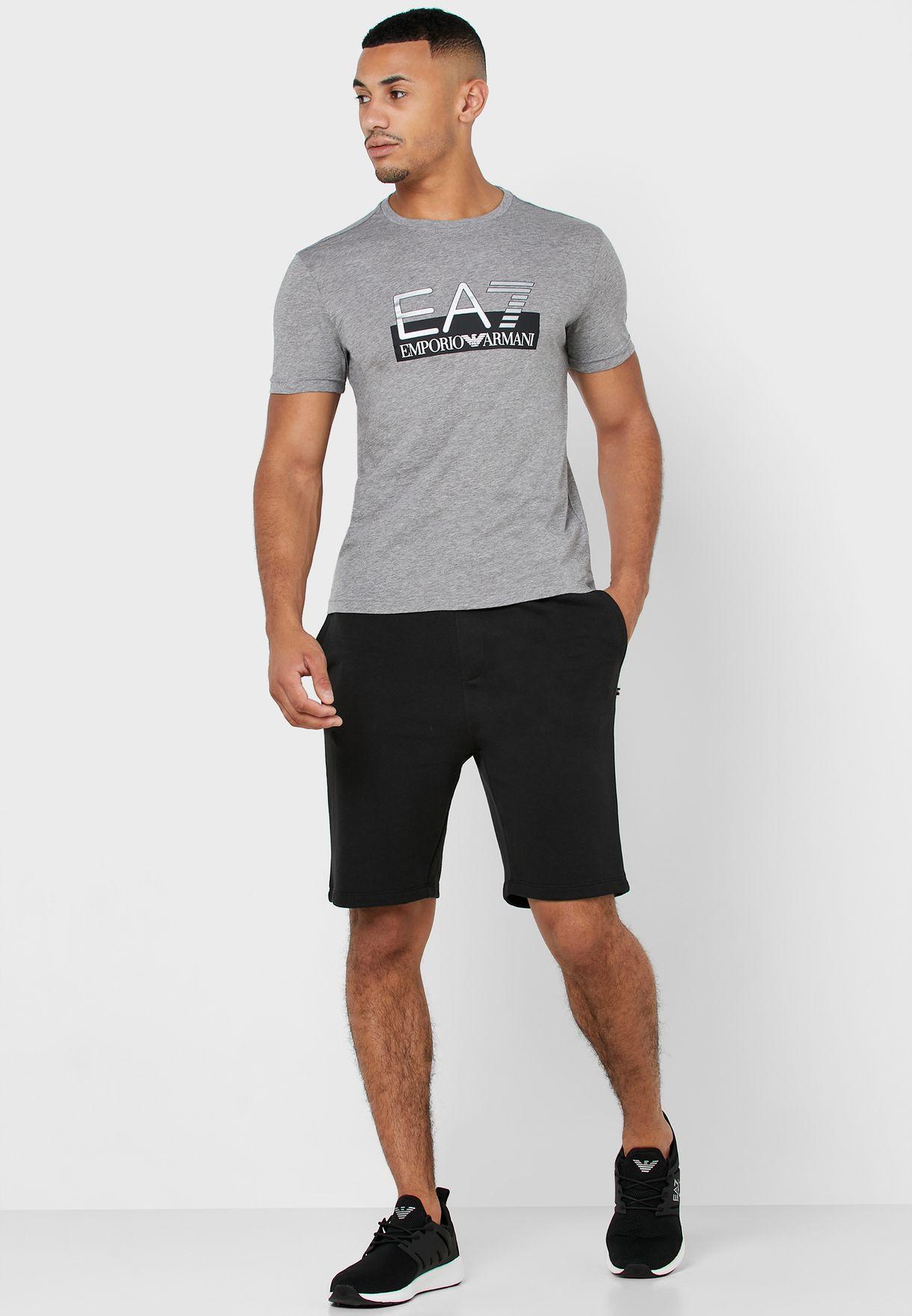 Visibility Logo Crew Neck T-Shirt