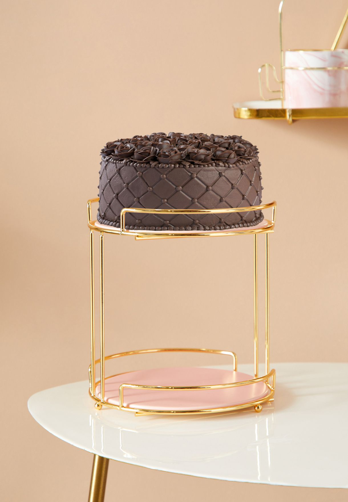 Two Tier Cake Stand