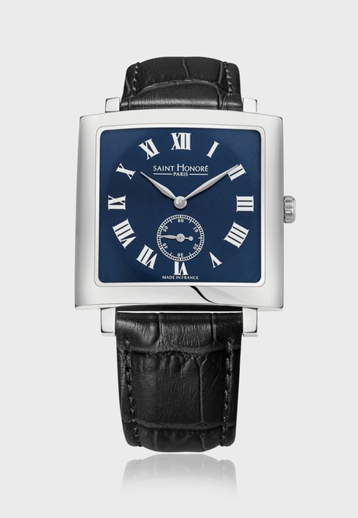 Carre Analog Watch