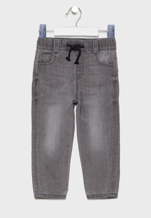 Kids Domfy Jogg Jeans