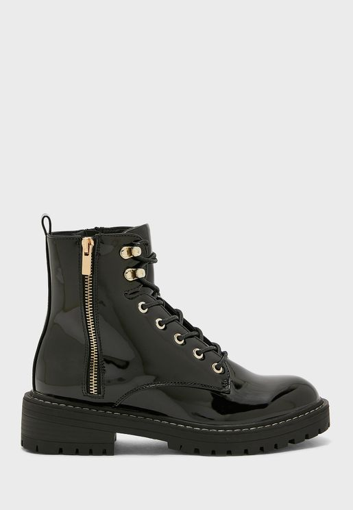 Chunky Ankle Boot