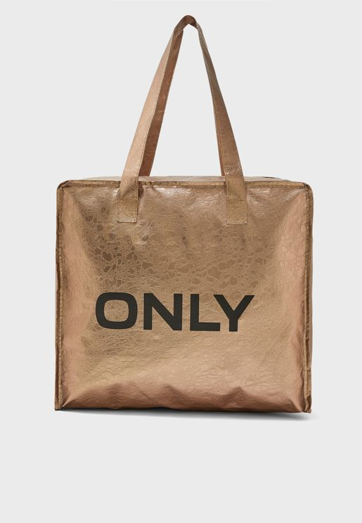 Foil Printed Shopper