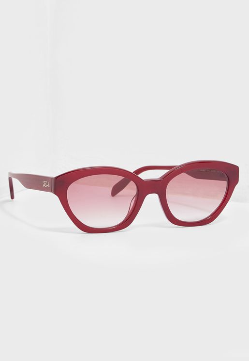 KL989S Oval Sunglasses