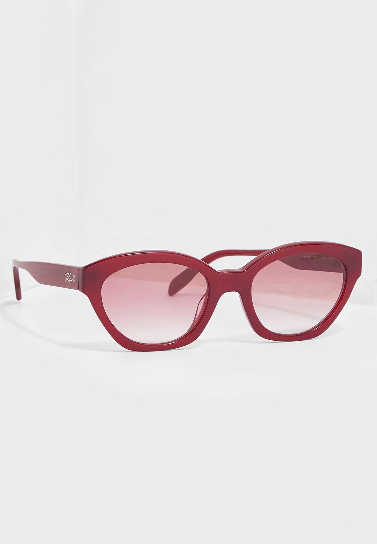 KL989S Oval Sunglasses