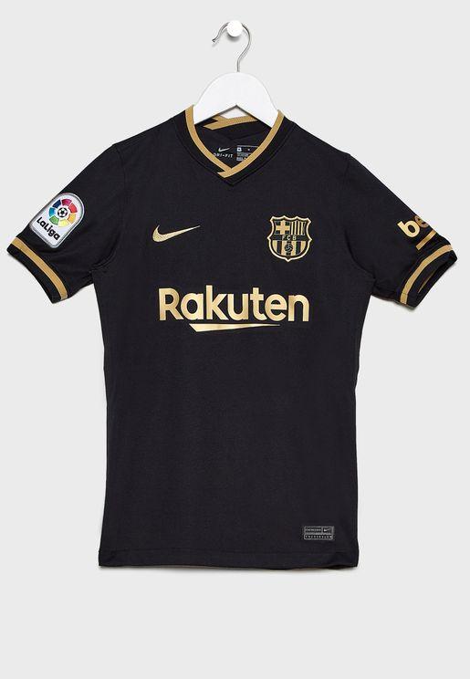 تيشيرت بشعار برشلونة لكرة القدم