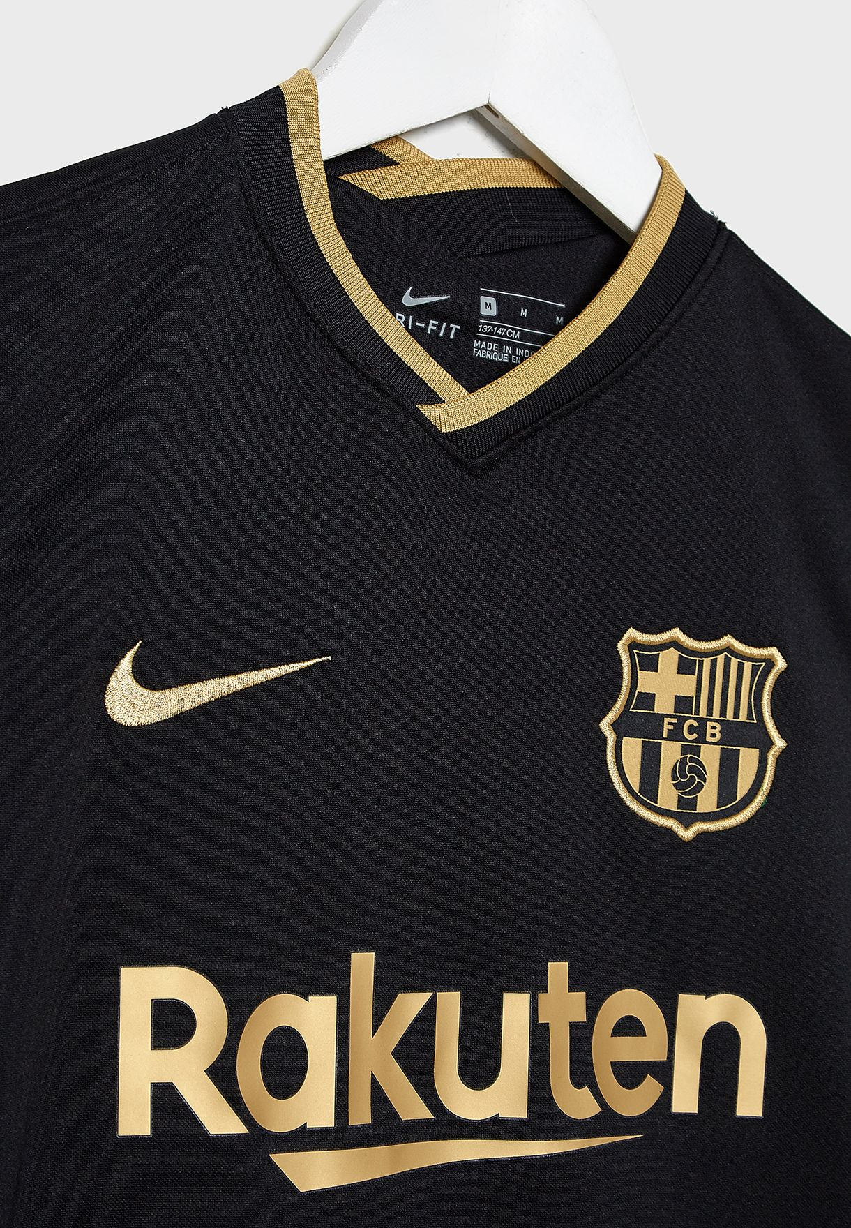 Youth FC Barcelona Stadium Away Jersey