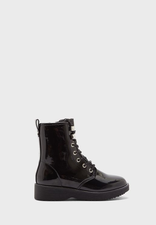 Kids Haskell Boots