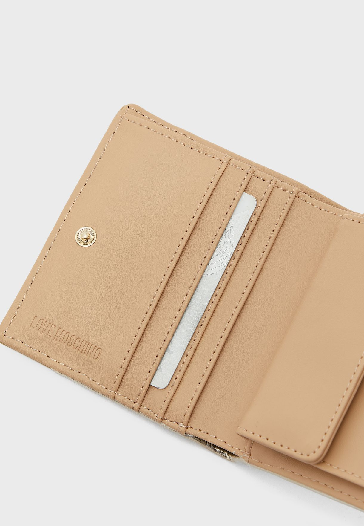 Multi Slot Flap Over Card Holder