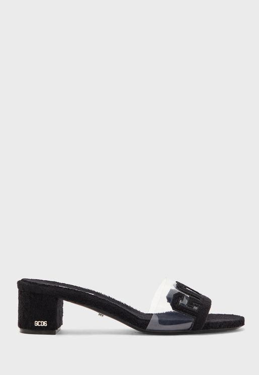 Casual Low Heel Sandal