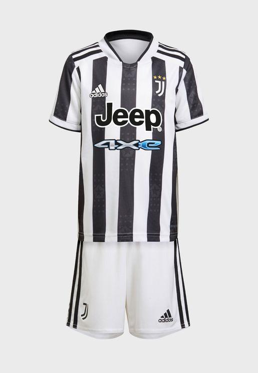 Kids Juventus Home Mini Set