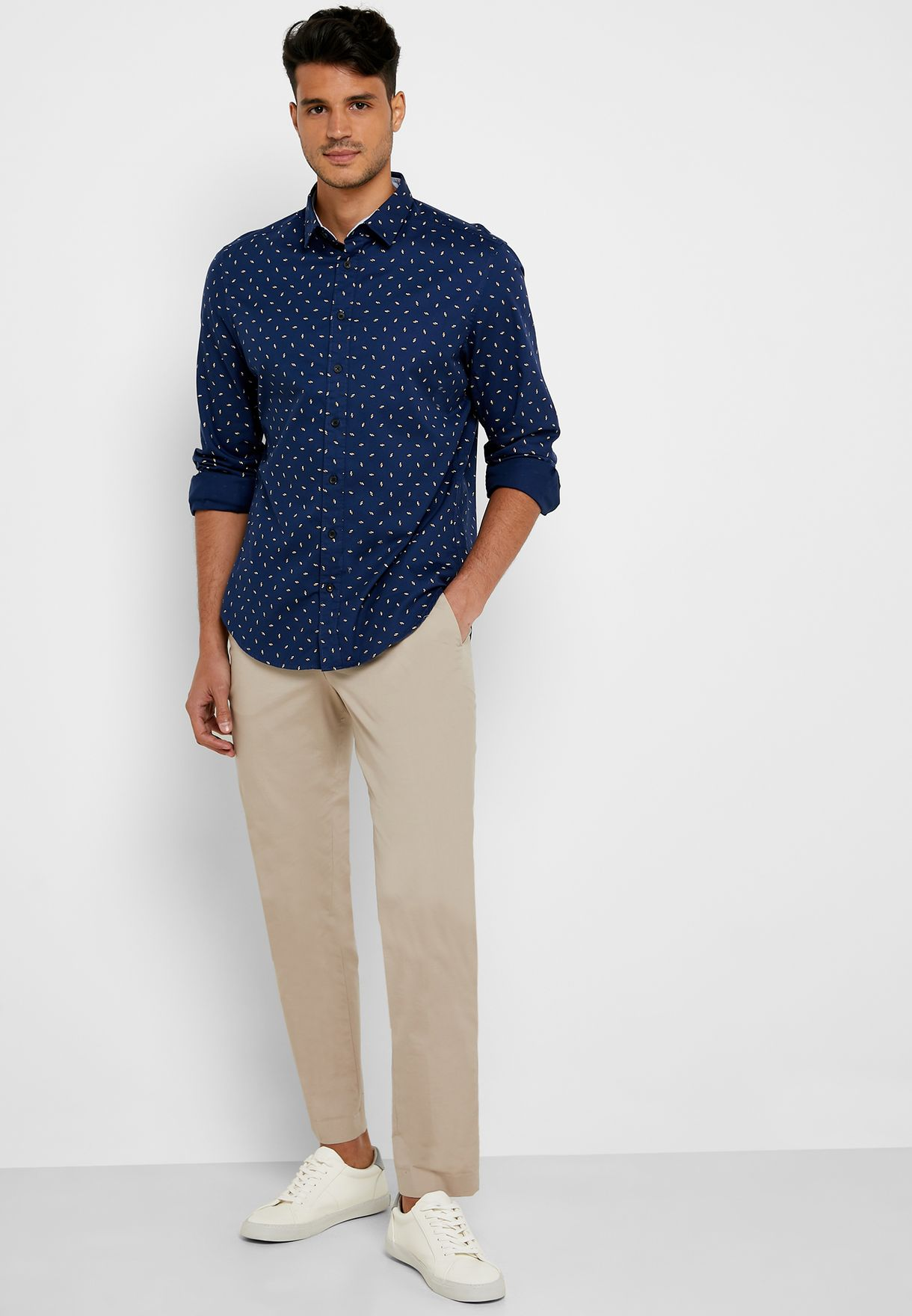 AOP Regular Fit Shirt