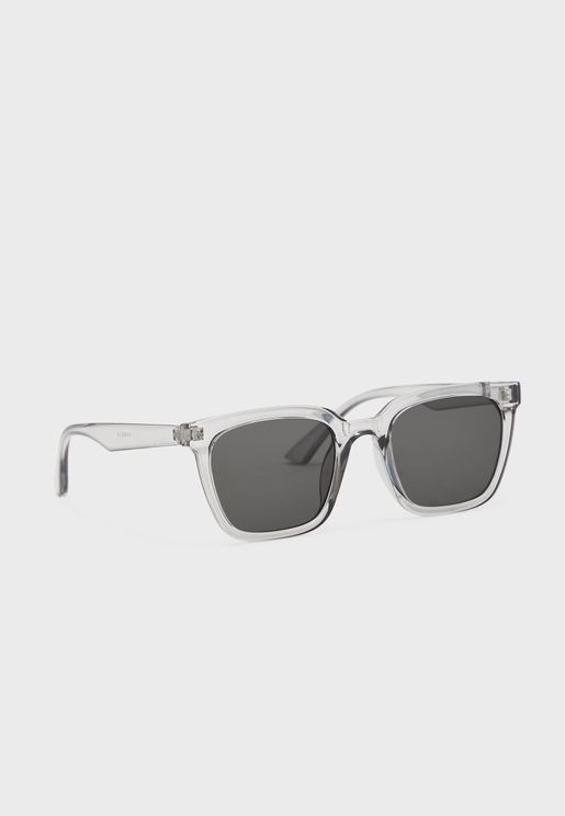 Rounded Catseye Sunglasses