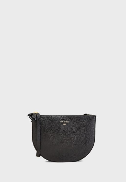 Suzzane Semi Circle Crossbody