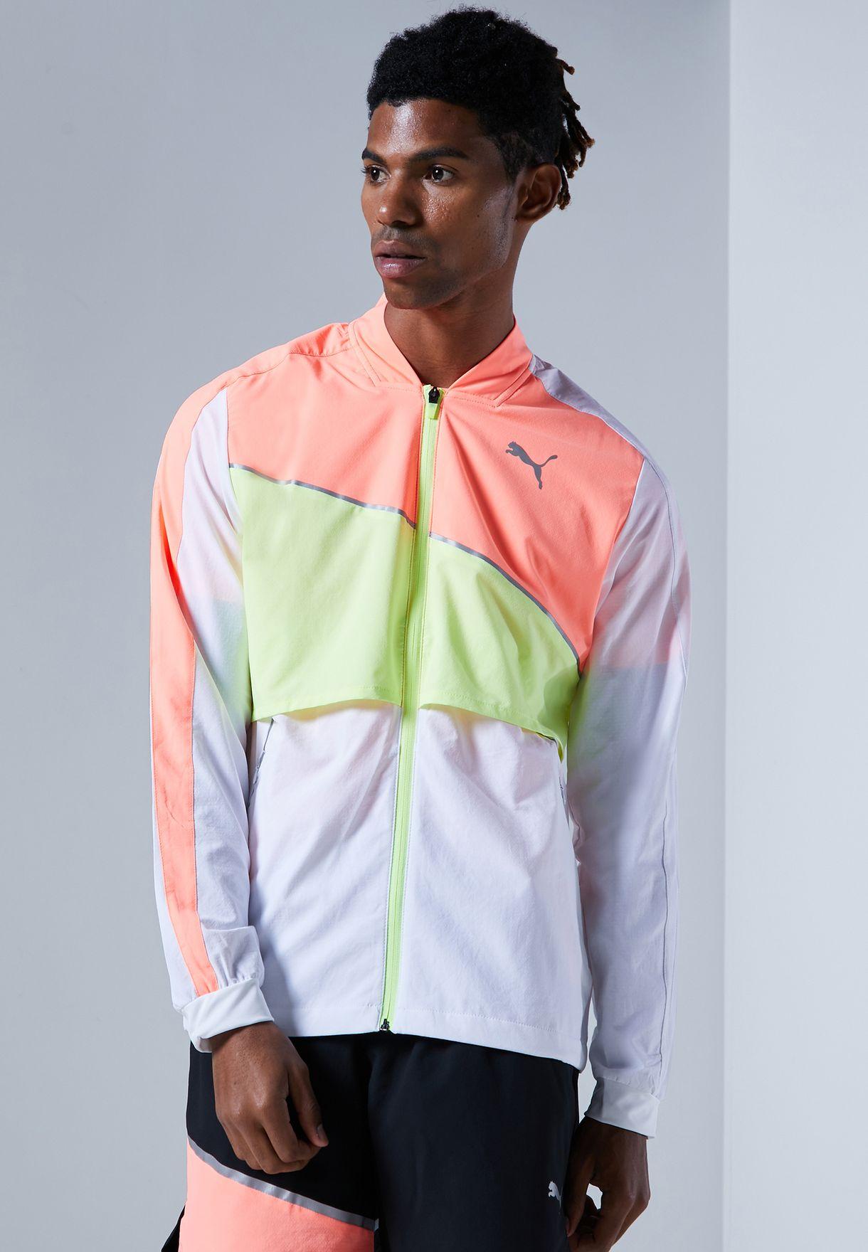 Run Lite Woven Ultra Jacket