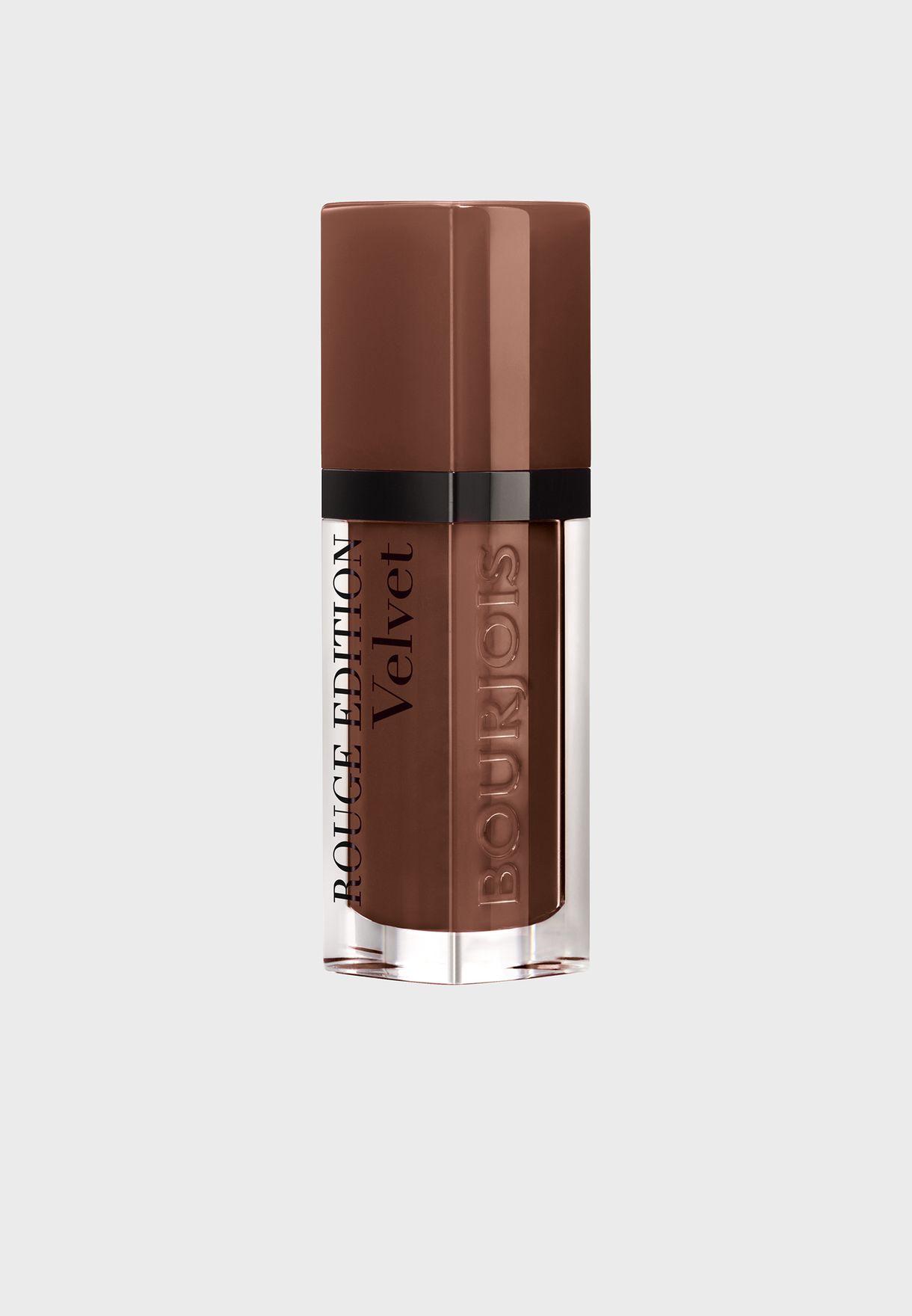Rouge Edition Velvet Liquid Lipstick 23 Chocolat