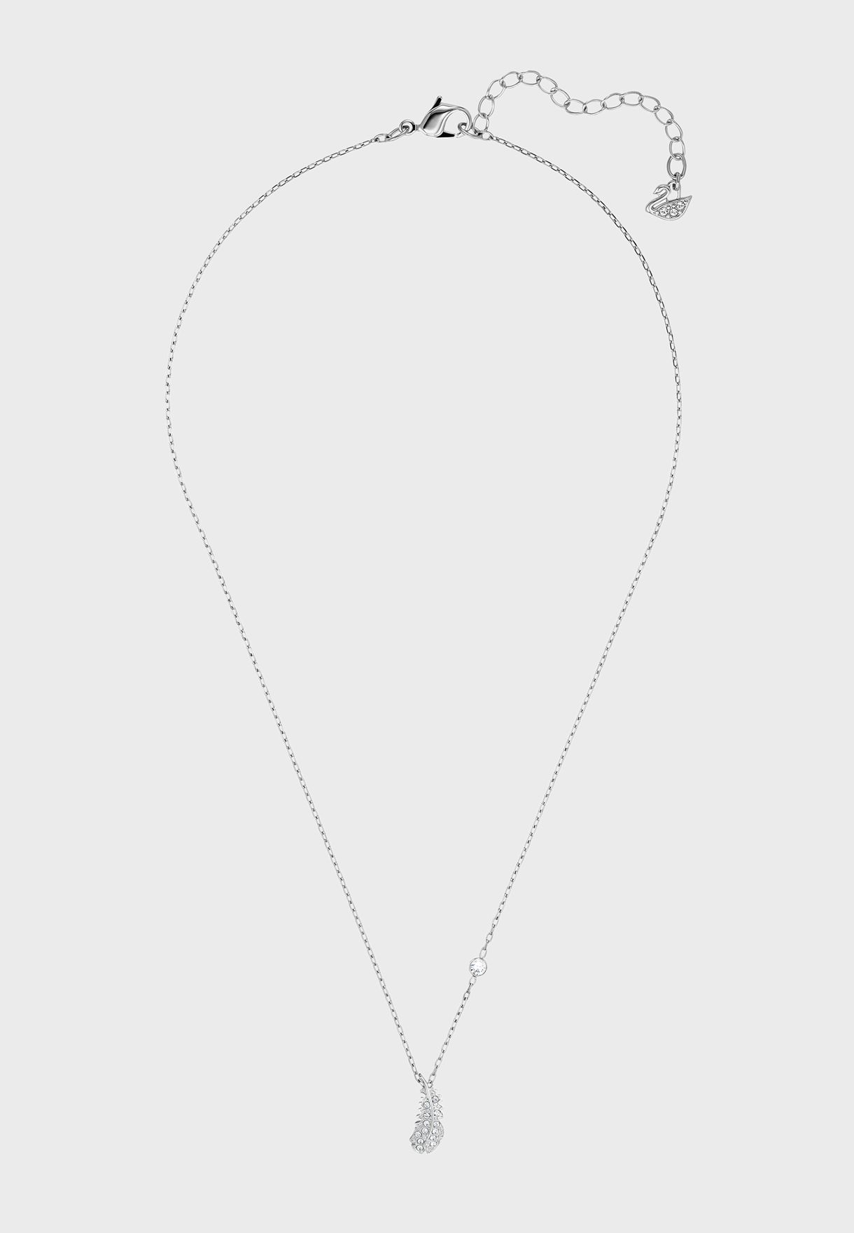 Naughty Mini Pendant Necklace