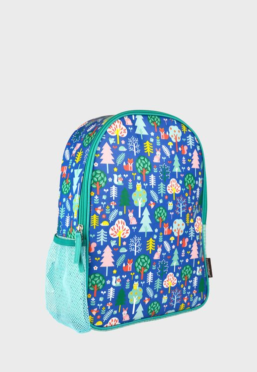 Kids Woodland Eco-Friendly Backpack
