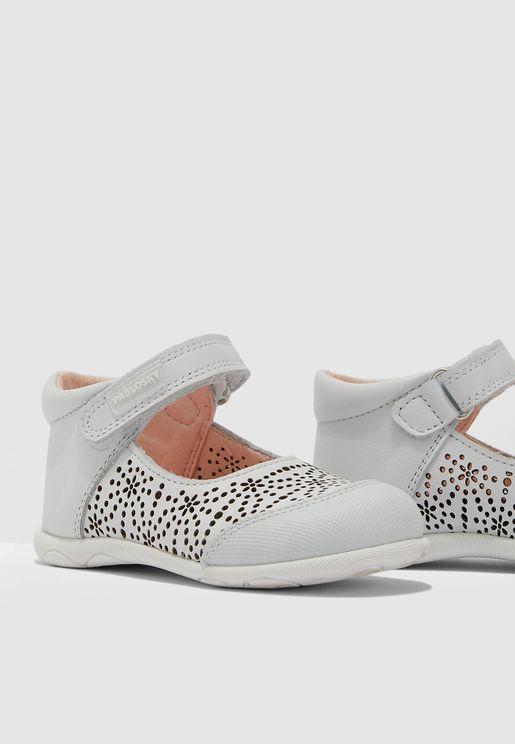 Kids Perforated Sandal
