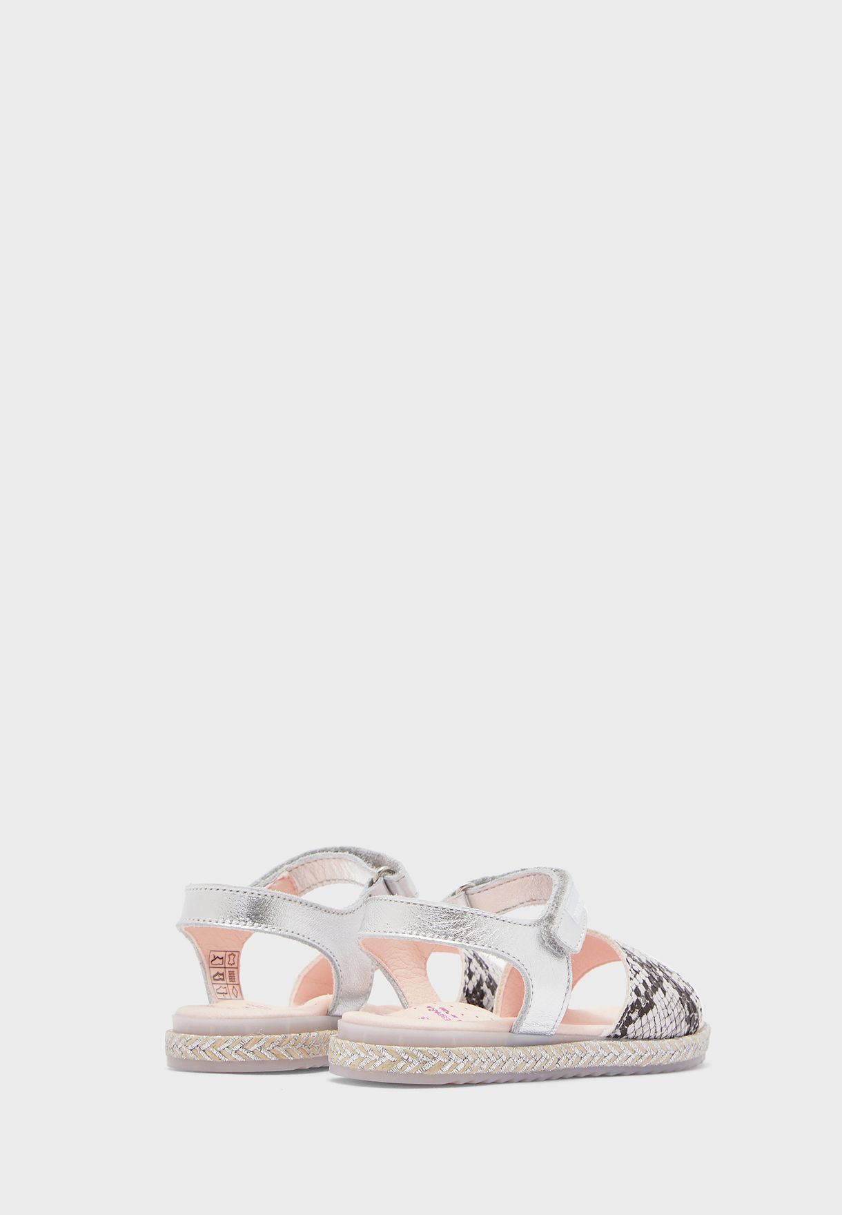 Youth Glitter Sandal