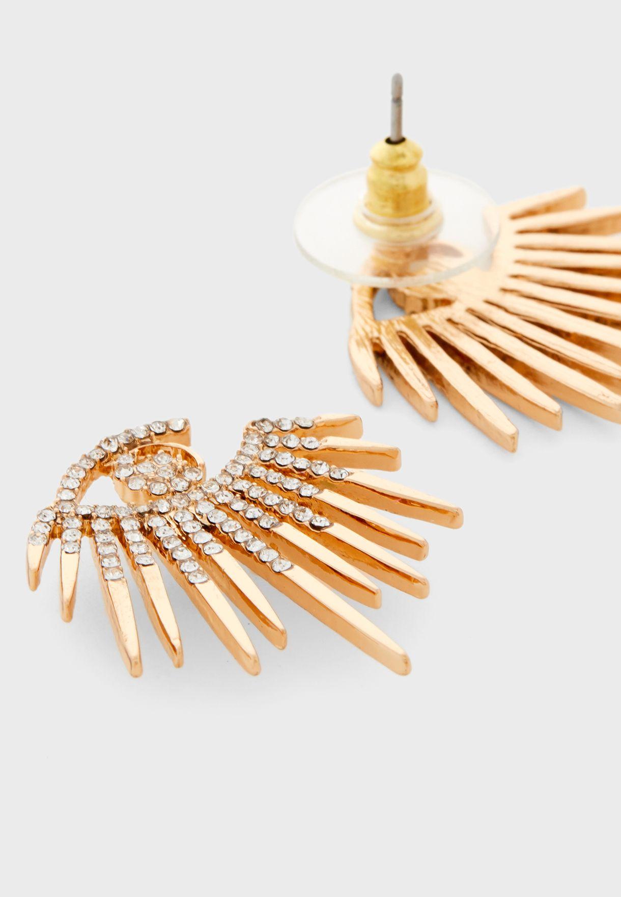 Janeece Stud Earrings