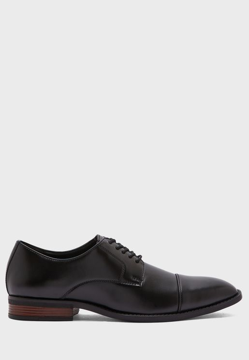 Formal Oxford Lace Ups