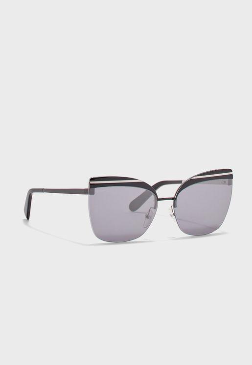 SF166S Oversized Sunglasses