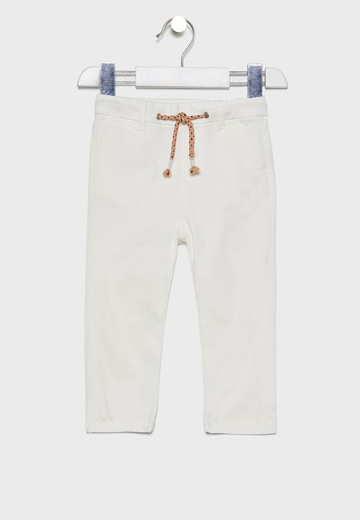 Baby Casual Trouser