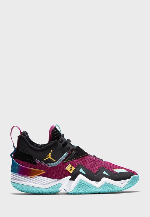 حذاء من مجموعة راسل ويست بروك