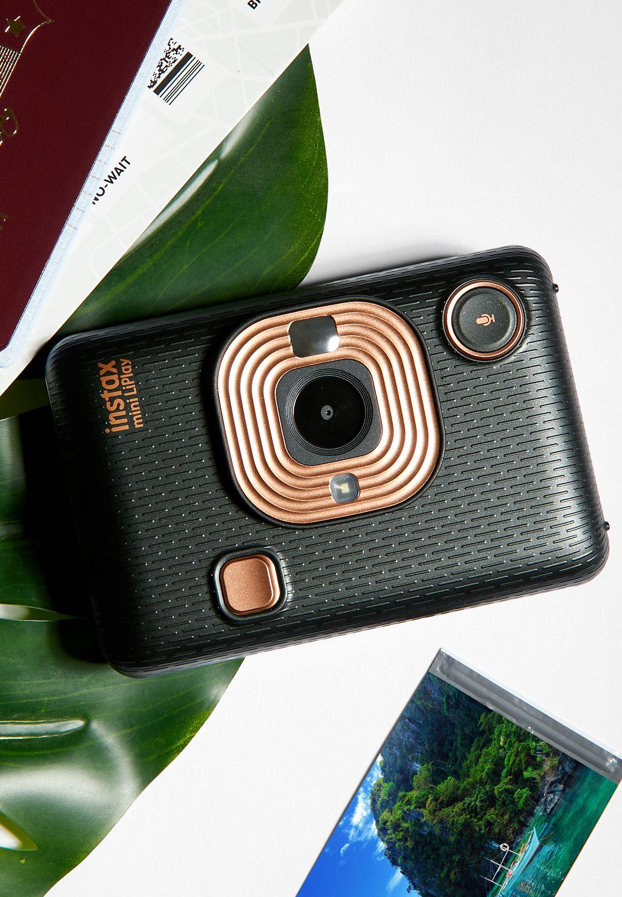 كاميرا صغيرة بولارويد
