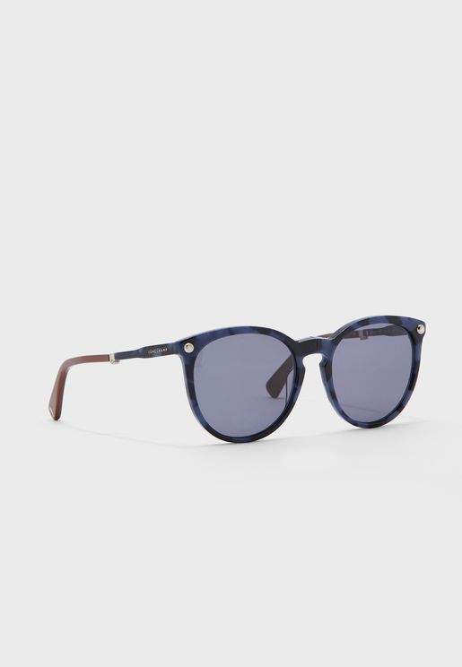 Lo608S Cat Eye Sunglasses