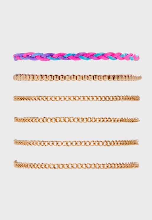 Multipack Linstinct Bracelets