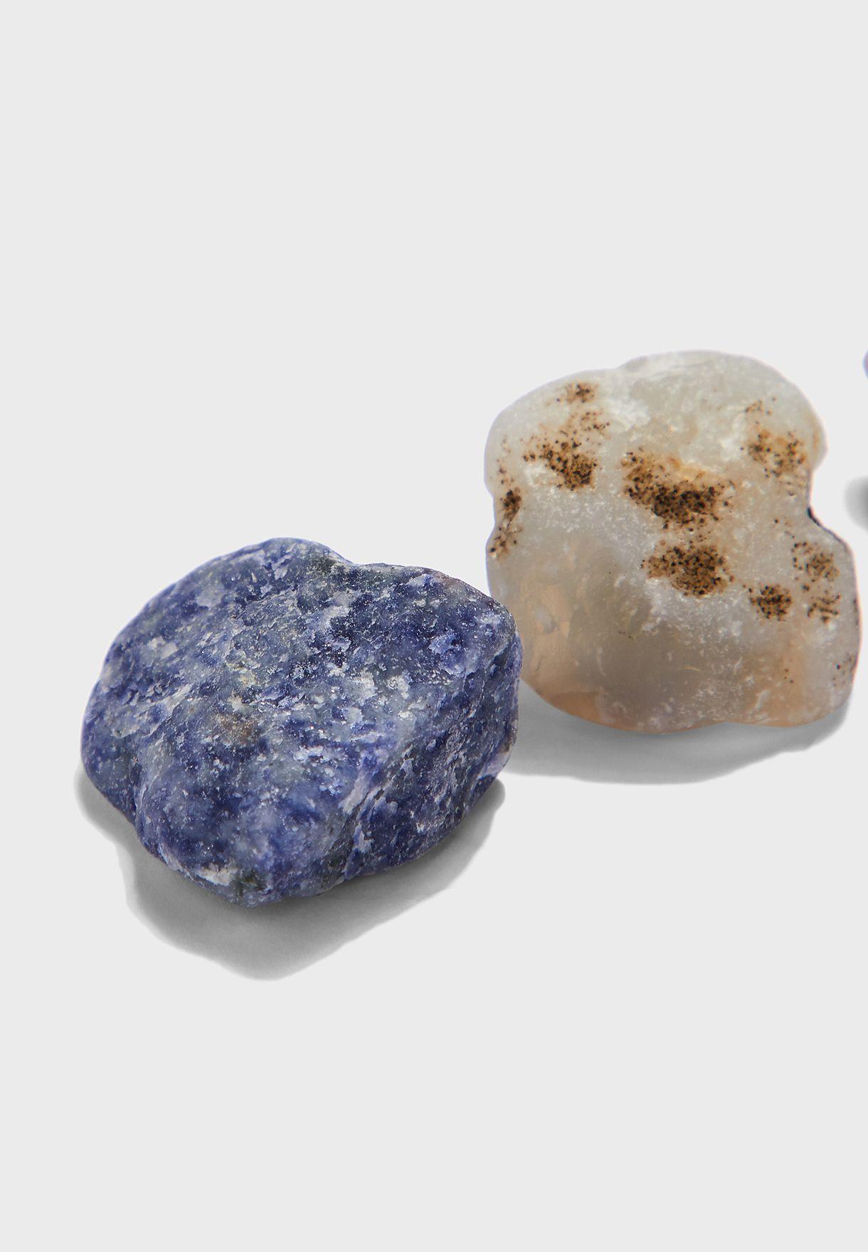 Set Of 4 Healing Stones