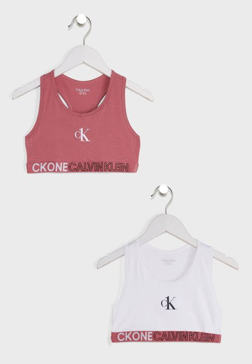 Kids 2 Pack Assorted Top