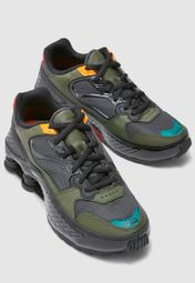 Buy Nike black Shox Enigma for Women in