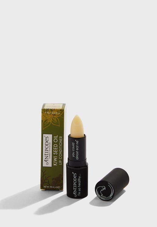 Antipodes Kiwi Seed Oil Lip Conditioner 4Gm