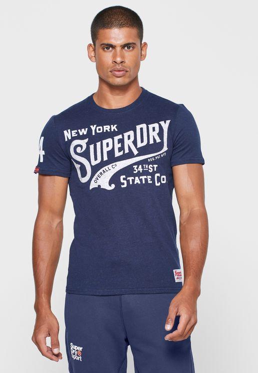34th Street T-Shirt