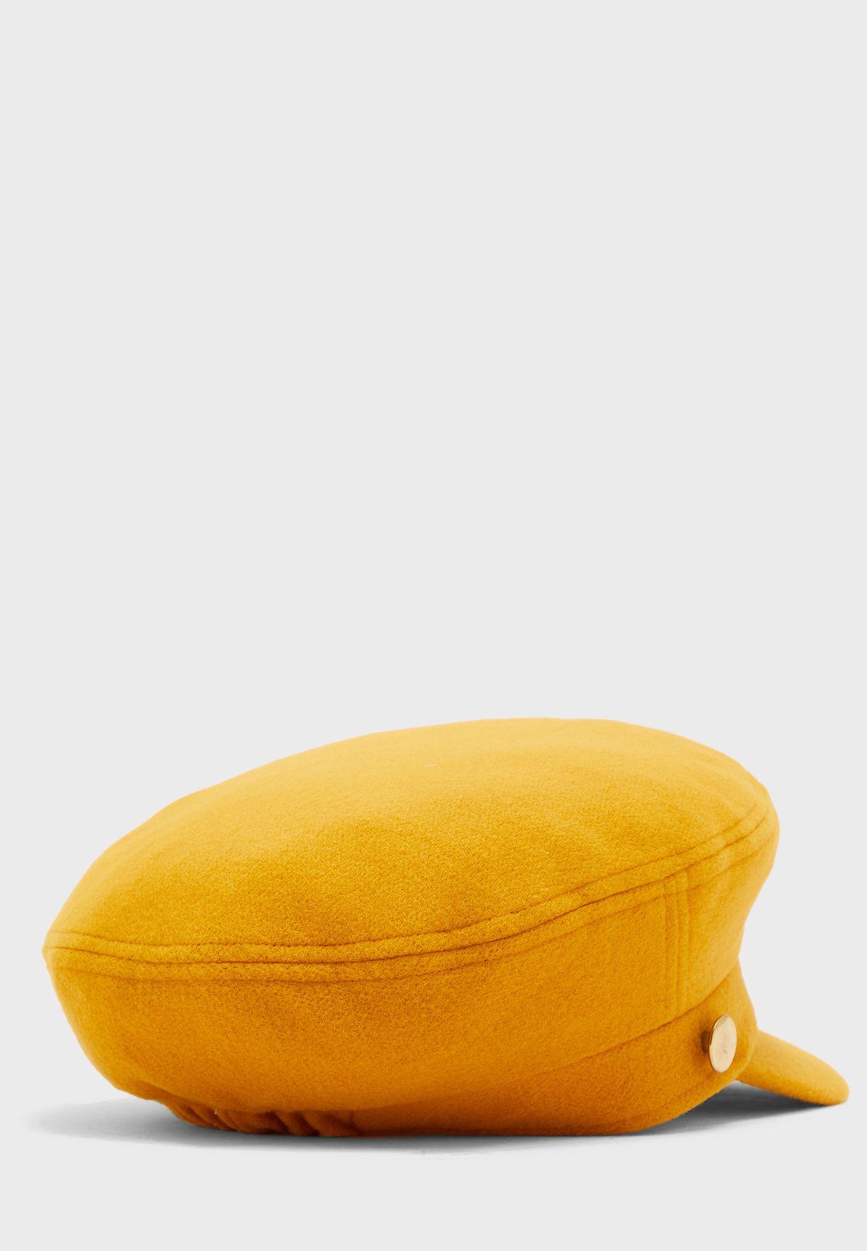 قبعة صوف انيقة
