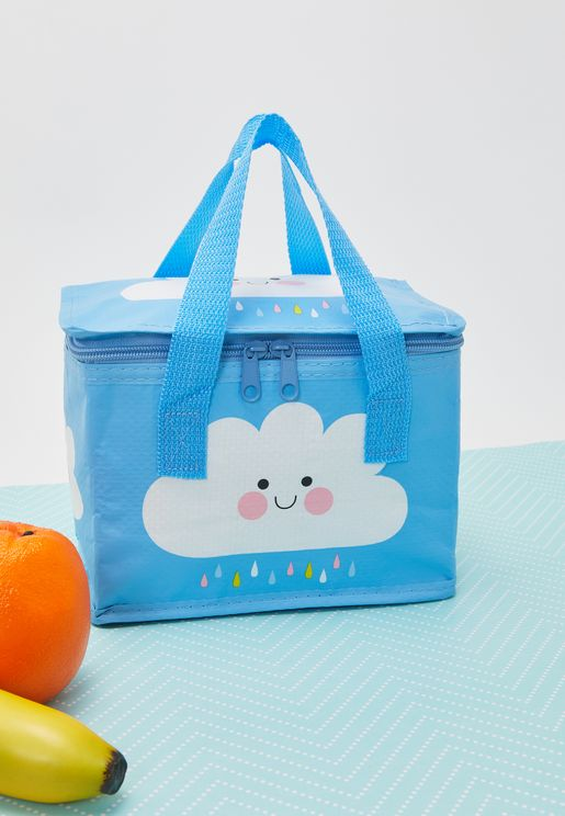 Happy Cloud Lunch Bag