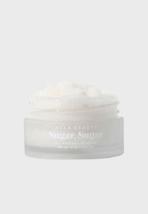 Sugar Sugar Lip Scrub - Marshmallow