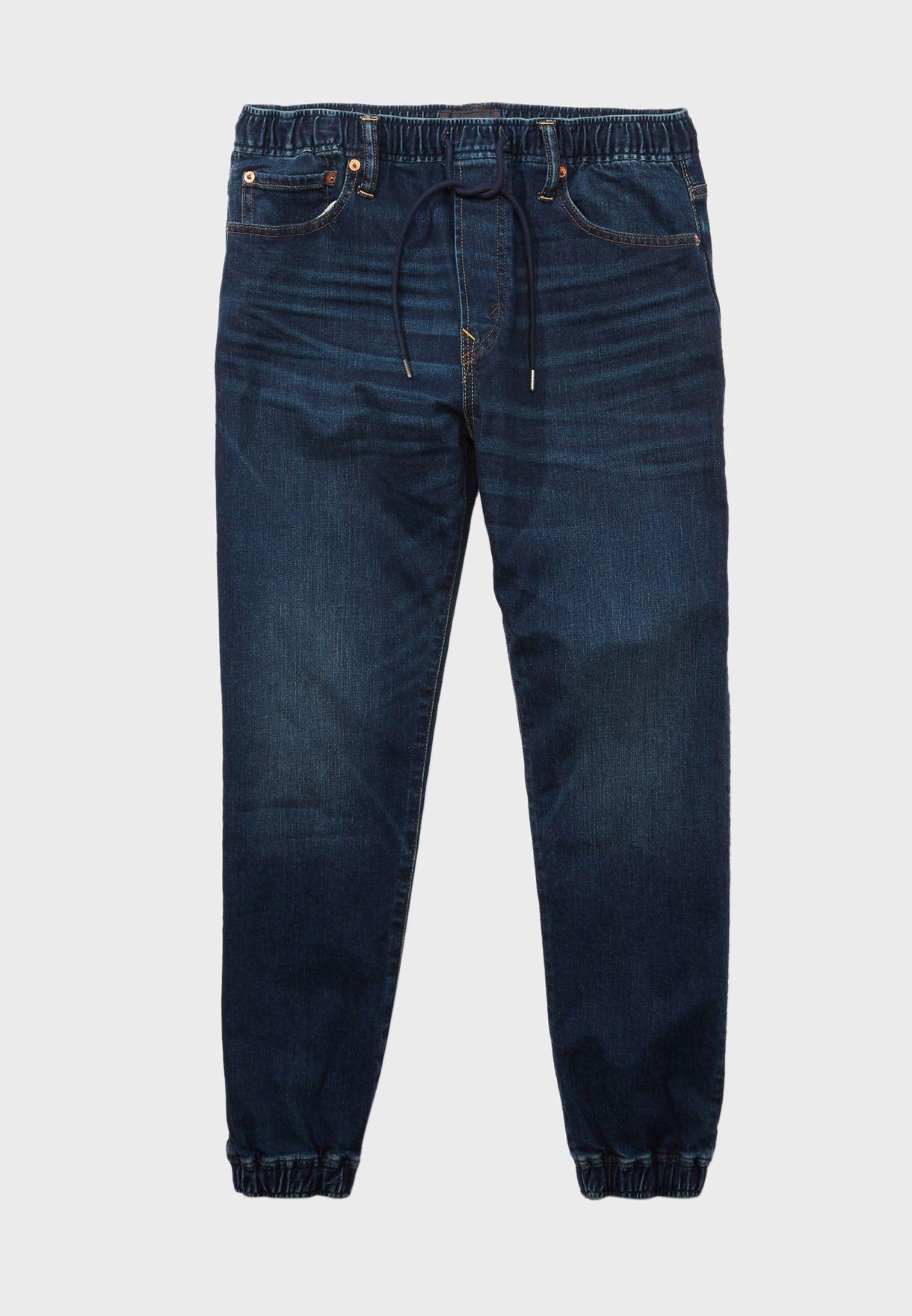 بنطال جينز باساور