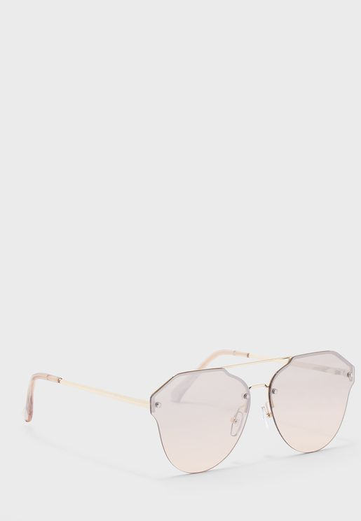 Okulary Bar Top Sunglasses