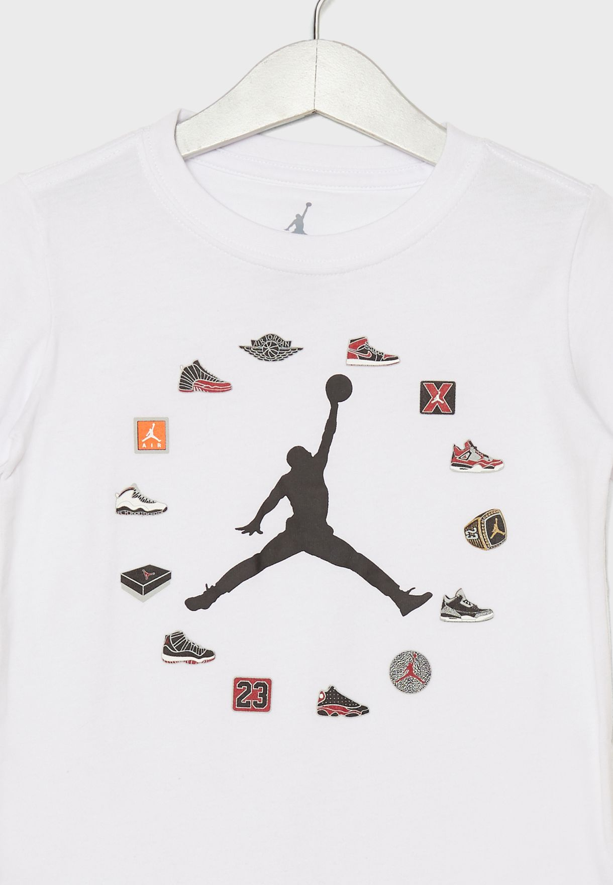 Kids Jordan Pinned Up T-Shirt