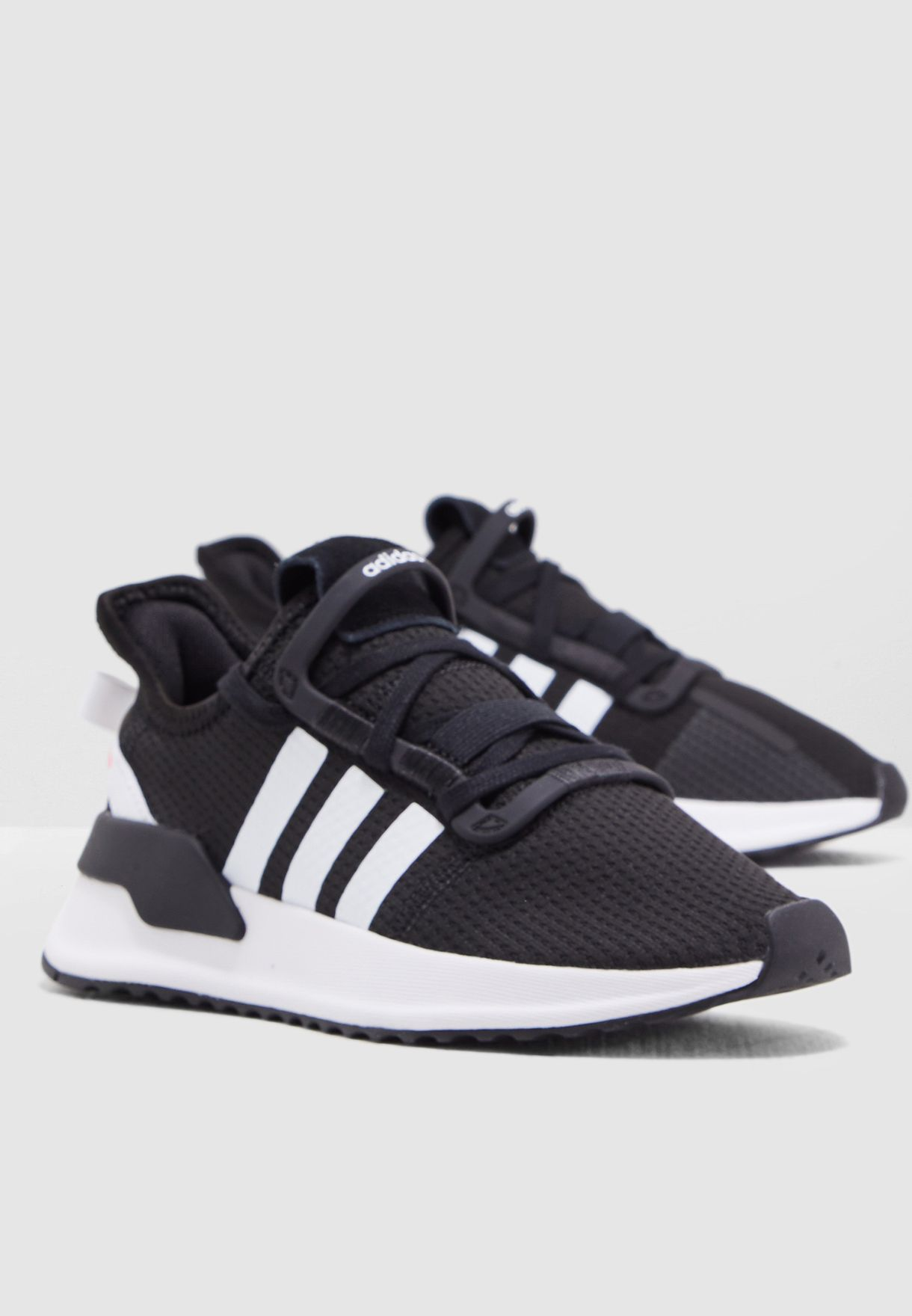 6d75605131c Shop adidas Originals black Youth U Path Run G28108 for Kids in UAE ...