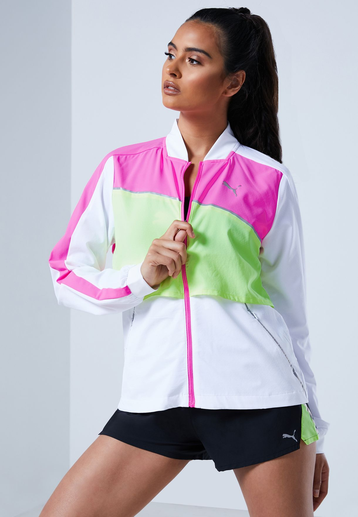 Run Lite Woven Ultra Jacket