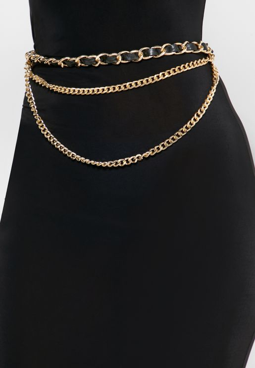 Layered Body Chain