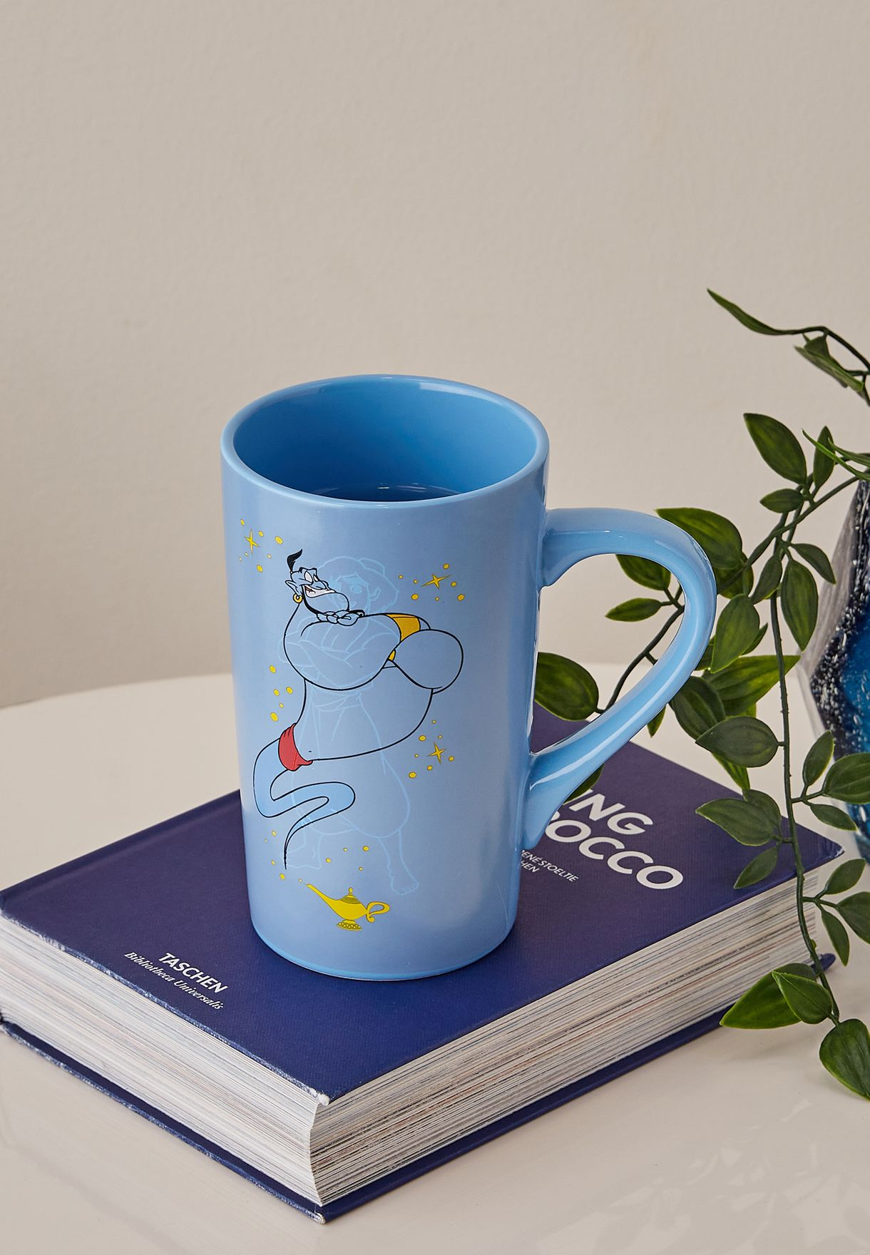 Disney Aladdin Heat change Mug