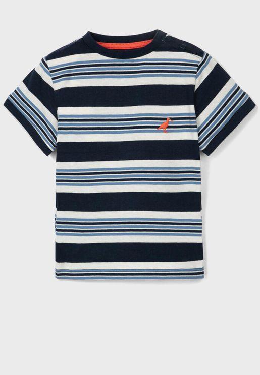 Infant Striped T-Shirt