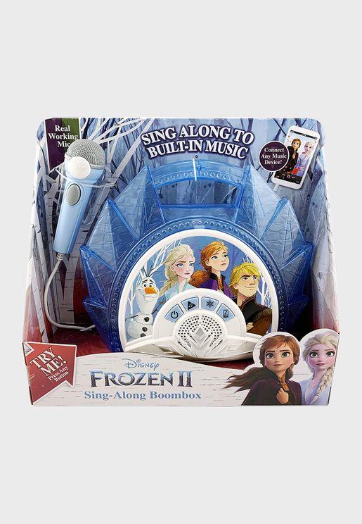 Disney Frozen 2 Karaoke Boombox